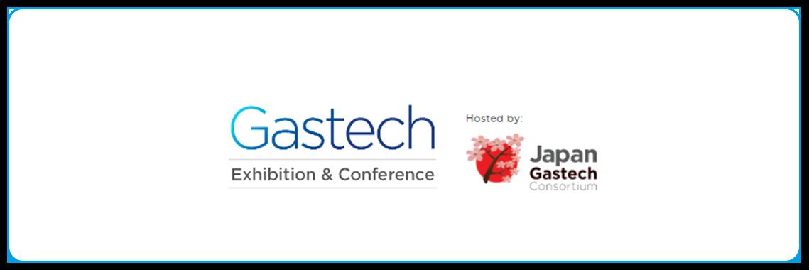 Gastech 2017 (Tokio/Japan)