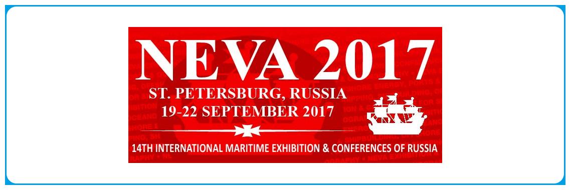 NEVA 2017– St Petersburg, Russia